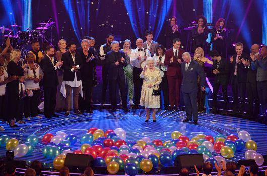 Queen Elizabeth 92nd birthday pictures