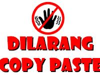 Cara Memasang Anti Copas Di Blogger Dengan Mudah 2016