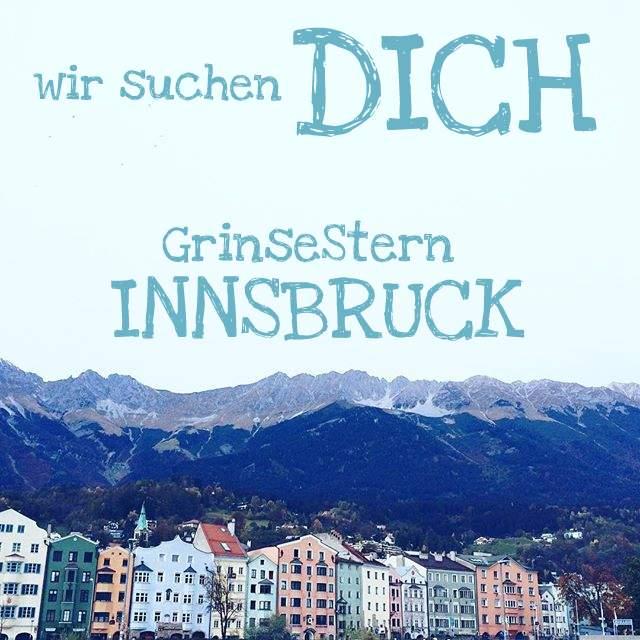 GrinseStern sucht dich, Innsbruck, Stoffladen, Bewerbung, Stellenangebot, Mitarbeiter