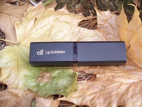 Review | E.L.F. Lip Exfoliator