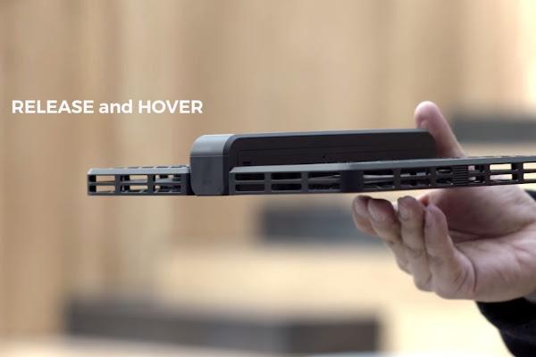 數位時代翻攝自 Hover Camera 官網