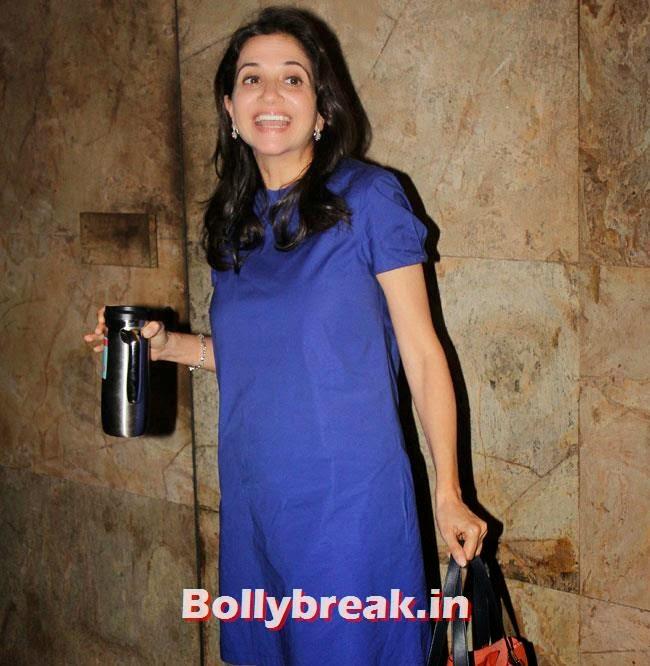 Anupama Chopra, Special Screening of Revolver Rani