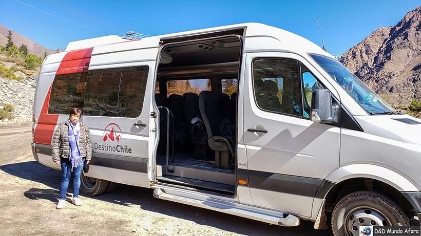 Destino Chile: empresa de passeios no Chile