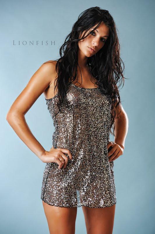 Stylish Model Carol Seleme Pictures