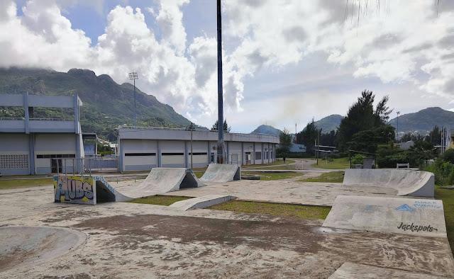 Skatepark Seychelles