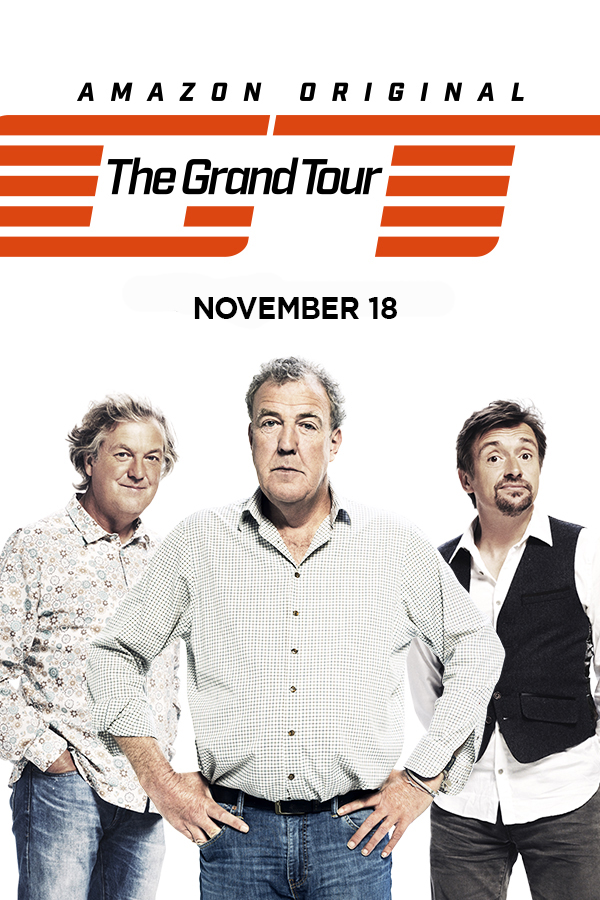 The Grand Tour 2016: Season 1 - Full (1/12)