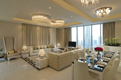 شقق Luxury Apartments Next to Dubai Mall