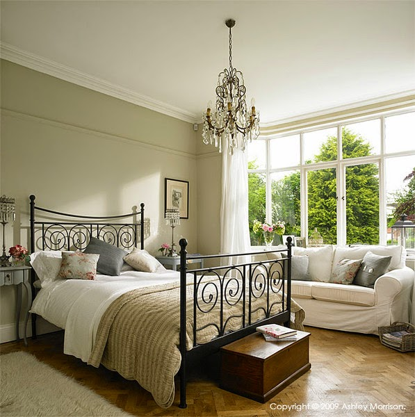 Modern Country Style: Farrow And Ball Shaded White: Colour