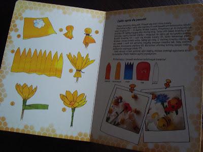 Opowiem ci mamo skad się bierze miód, książka dla dzieci o pszczołach