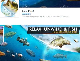 permainan memancing populer di facebook