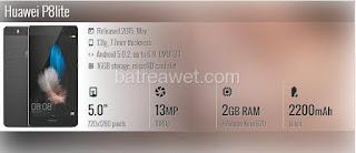 35. Huawei P8lite
