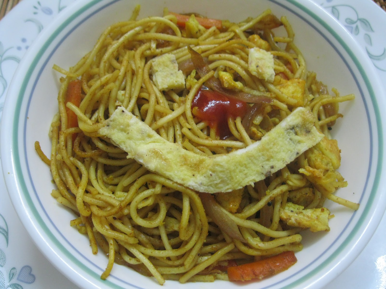 Egg Noodles Achu S Recipes