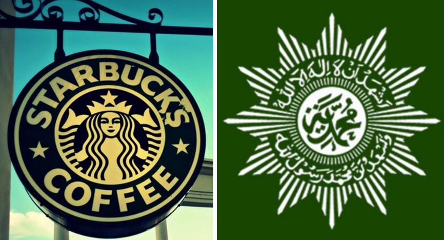 Muhammadiyah vs Starbucks