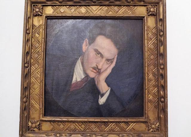 コロンビアで有名な芸術家|ロベルト・ピザーノの肖像画