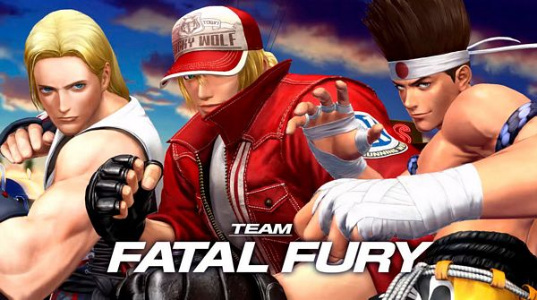 The King of Fighters XIV Fatal Fury