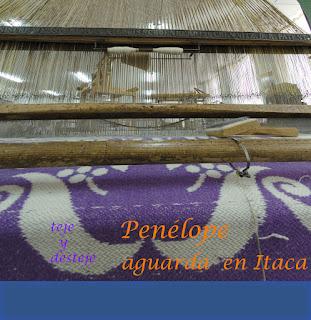 Penélope aguarda en Itaca