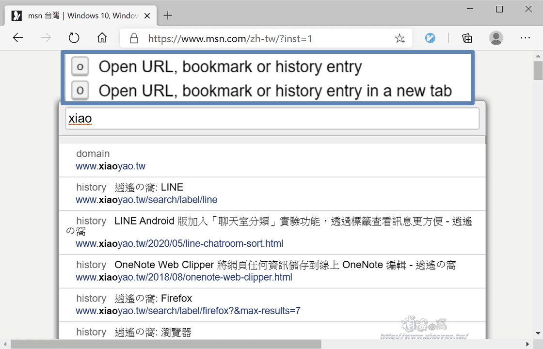 Vimium 用鍵盤取代滑鼠瀏覽網頁
