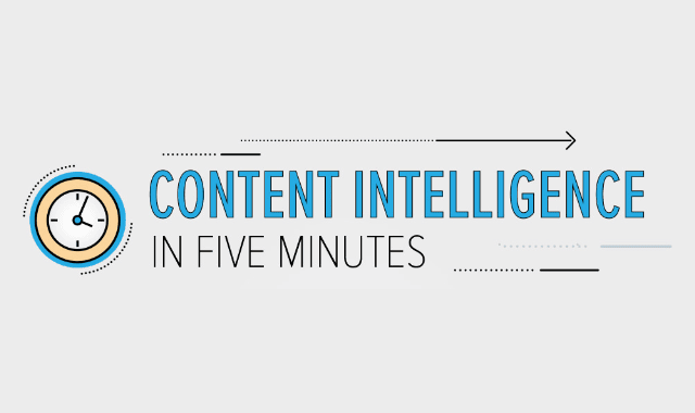 Content Intelligence in Five Minutes