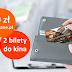 20 zł na Pyszne.pl lub 2 bilety do Cinema City dla posiadaczy kart kredytowych ING Banku Ślaskiego