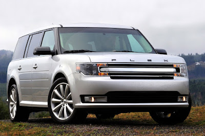 Ford Flex 2018 Reviews, Specs, Price