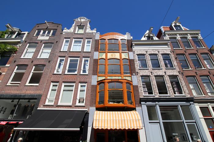 Amsterdam Häuser
