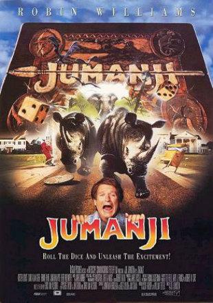 Jumanji 1995 Full BRRip 720p Dual Audio Hindi English