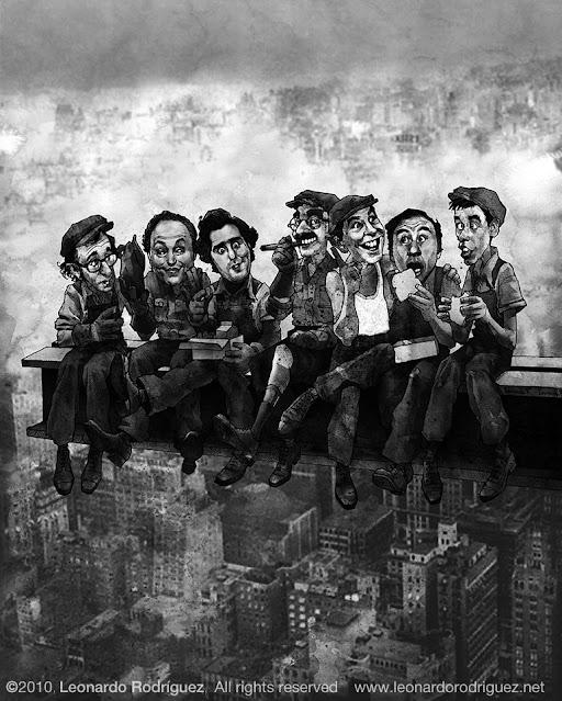 illustration-artist-of-barcelona-spain