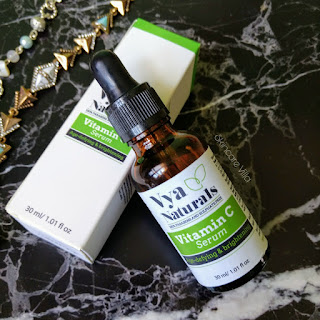 Vya Naturals Vitamin C Serum Review