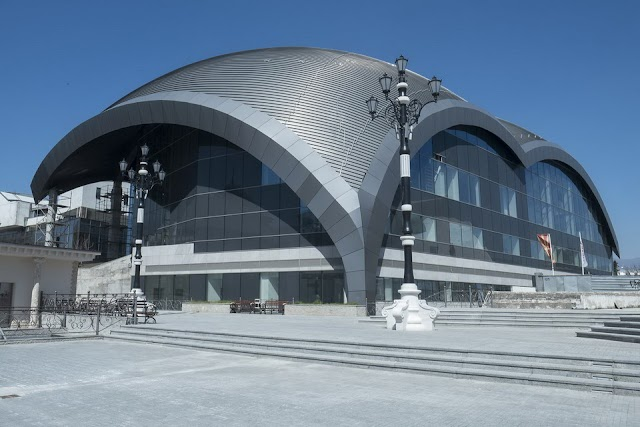Neues Gebäude - Neues Logo: Mazedonische Philharmonie startet in neue Saison