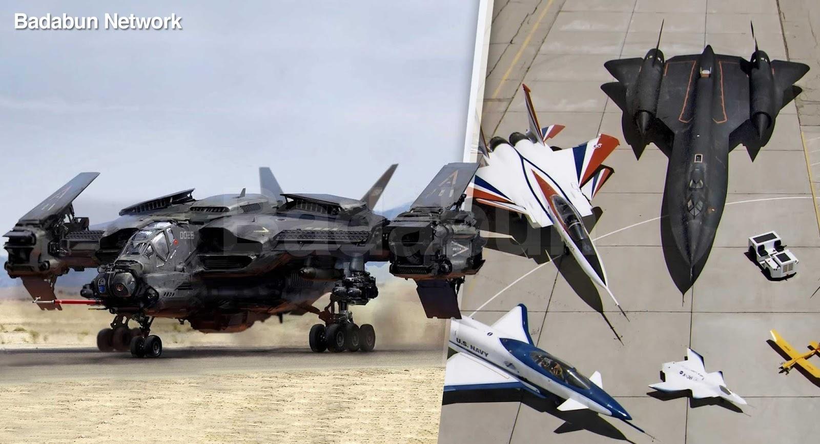Aviones De Combate Mas Poderosos