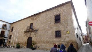 Casa Solariega de Úbeda.