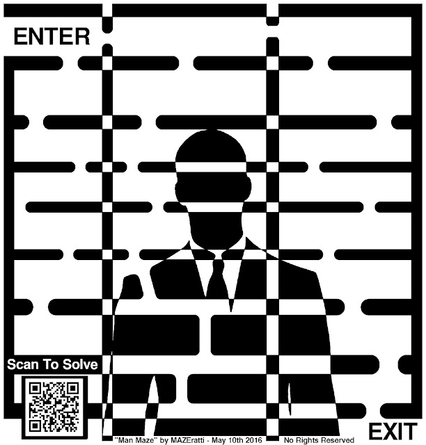 maze of the man in the window