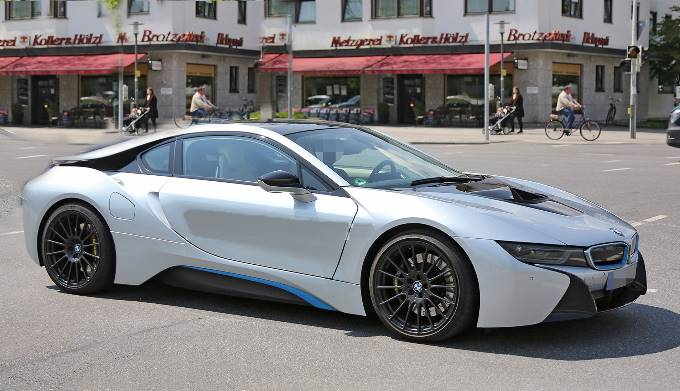2018 Bmw I8 Facelift Price Specs Power Changes Redesign Auto