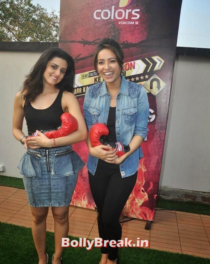 Riddhi Dogra, Asha Negi, 'Khatron Ke Khiladi' 6 Contestants Hot Pics