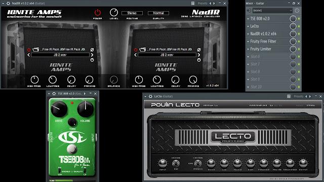 Tutorial Musik : Cara Mendapatkan Tone Gitar Metal dengan VST/VSTi Gratis + Preview