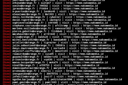 Script Spotify Account Checker CLI  / Di termux