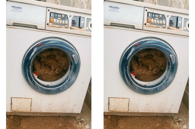 Το ξεχασμένο πλυντήριο