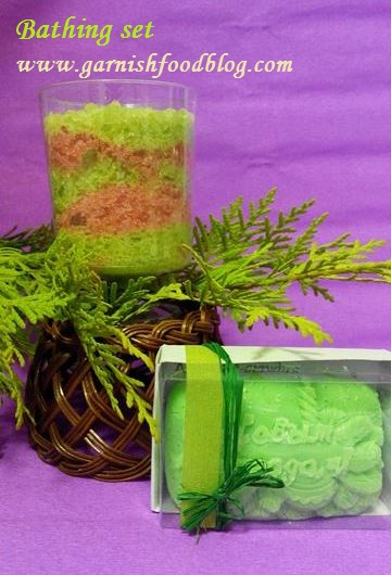 new year soap gifts