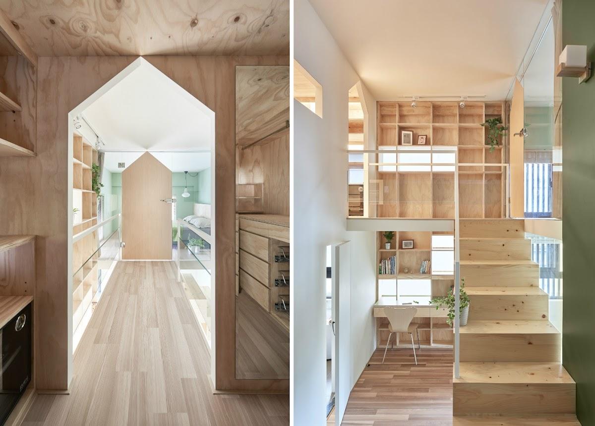 Optimiza el espacio con muebles a medida espacios en madera for Muebles madera a medida