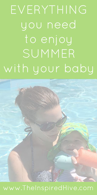 Everything you need to enjoy summer with your baby