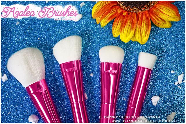azalea brush pennelli