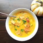 Savory Butternut Squash Soup