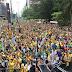 Manifestantes pró-Bolsonaro realizam atos em diversos Estados neste domingo