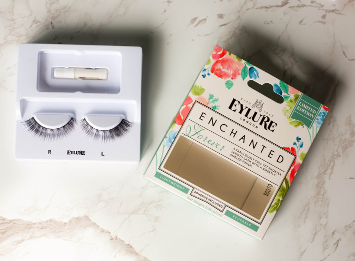 Beauty: Eylure Enchanted false lashes Forever review