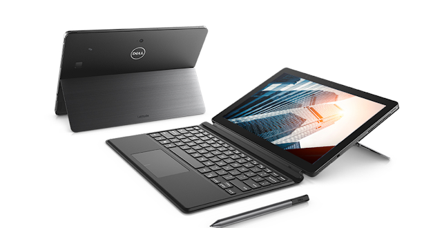 Dell Latitude 5285 2 in 1 tablet similar to Surface pro 4