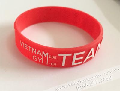 Mẫu vòng tay gym