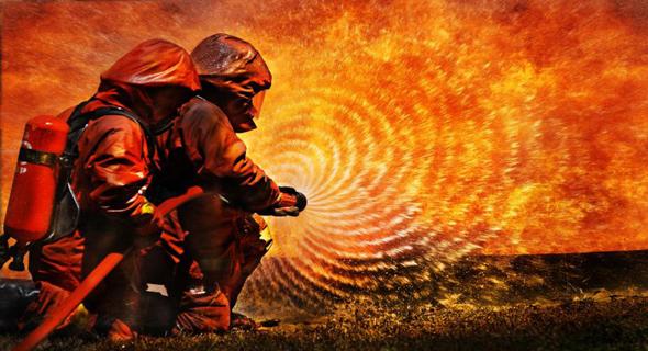 Lindungi Bayi Ibu Mati Terbakar