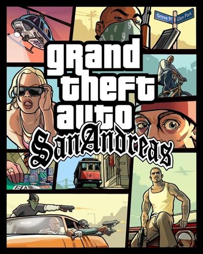 โหลดเกมส์ GTA San Andreas