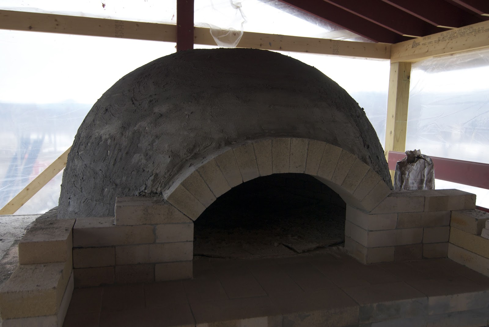 True Brick Ovens: Outdoor pizza oven kits