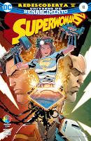 DC Renascimento: Superwoman #10
